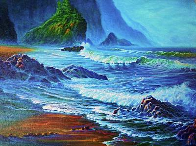 Morning Surf Oregon Original