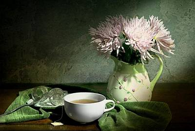 Photograph - Morning Tea by Diana Angstadt