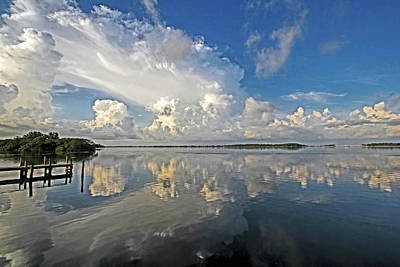 Photograph - Morning Thunder by HH Photography of Florida