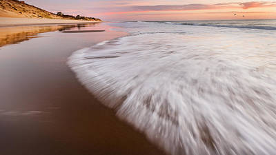 Photograph - Morning Tide by Bill Wakeley