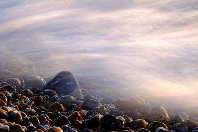 Photograph - Morning Tide by Will Gudgeon