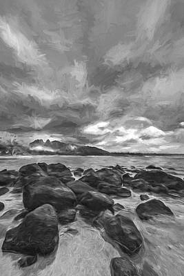 White Clouds Digital Art - Morningtide II by Jon Glaser