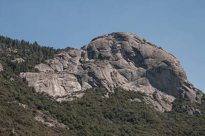 Photograph - Moro Rock Sequoia National Park by NaturesPix