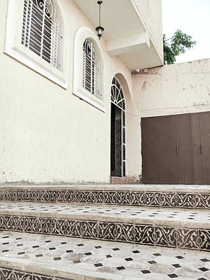 Moroccan Photograph - Moroccan House by Tom Gowanlock