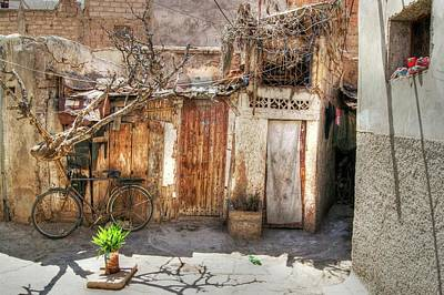 Photograph - Moroccan Shanty by David Birchall