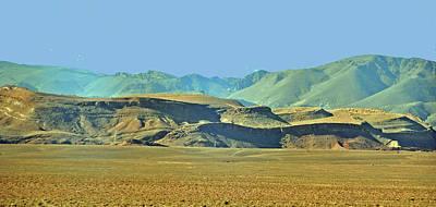Photograph - Morocco Atlas Mountains by Allan Rothman