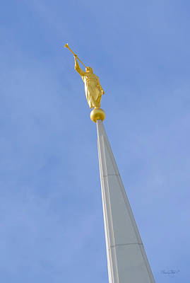 Photograph - Moroni by Shanna Hyatt