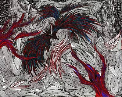 Morpheus Art Print by Robert Nickologianis