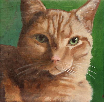 Painting - Morris by Carol Russell