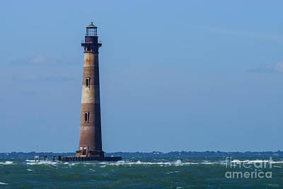 Photograph - Morris Island Lighthouse by Jennifer White