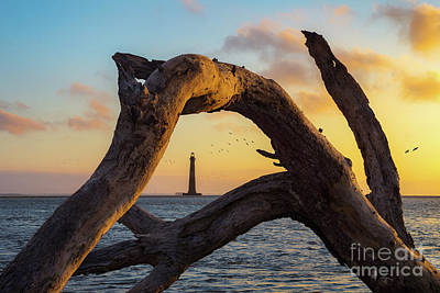 Photograph - Morris Island View by Anthony Heflin