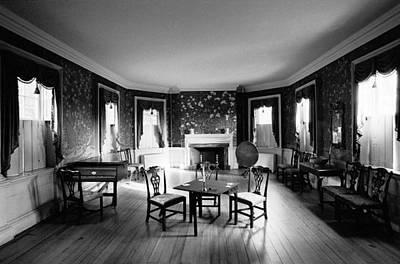 Photograph - Morris Jumel Mansion Games by Dave Beckerman