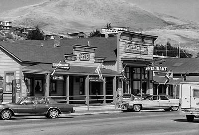 Photograph - Morro Bay 1979-5 by Gene Parks