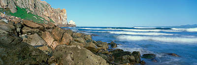 Morro Bay Photograph - Morro Bay, California by Panoramic Images