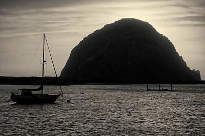 Photograph - Morro Bay I Toned by David Gordon