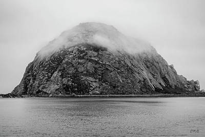 Photograph - Morro Bay II Bw by David Gordon