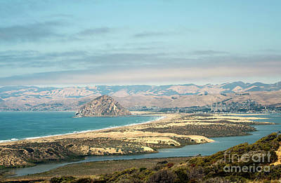 Photograph - Morro Bay  by Michael Rock
