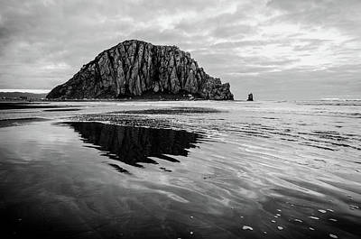 Photograph - Morro Rock II by Margaret Pitcher