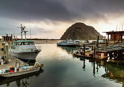 Photograph - Morro Rock - Morro Bay, California by R Scott Duncan