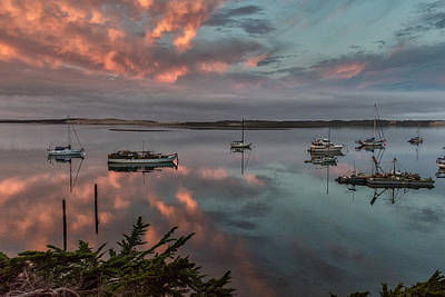 Photograph - Morrow Bay by John Johnson