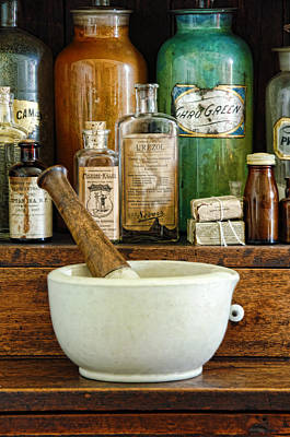 Mortar Photograph - Mortar And Pestle by Jill Battaglia