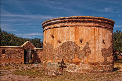 Photograph - Mortuary Chapel by Sandra Selle Rodriguez