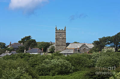 Photograph - Morvah Cornwall by Terri Waters