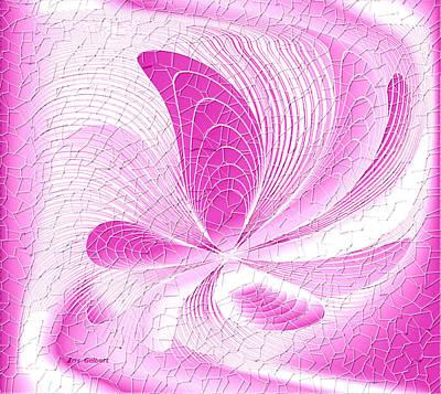 Digital Art - Mosaic #108 A by Iris Gelbart