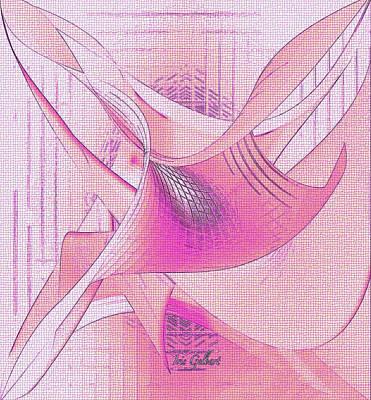 Digital Art - Mosaic #133 by Iris Gelbart