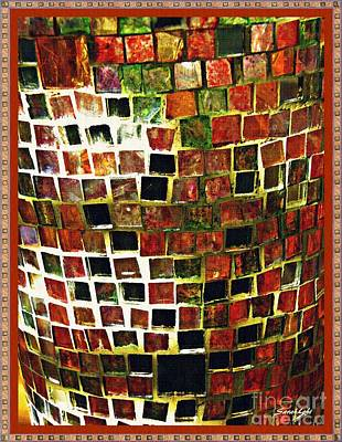 Photograph - Mosaic 16 by Sarah Loft