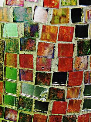 Photograph - Mosaic 17 by Sarah Loft