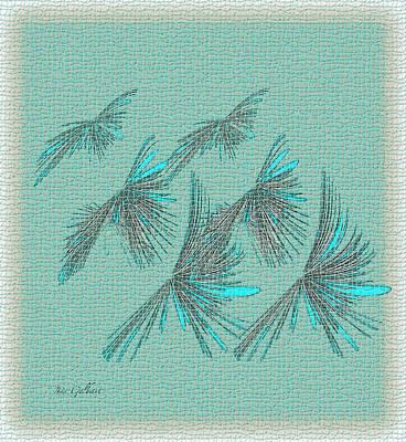 Digital Art - Mosaic #99 by Iris Gelbart