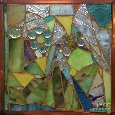 Glass Art - Mosaic by Alessandra Di Noto