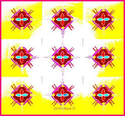 Pastel - Mosaic Art by Sonali Gangane