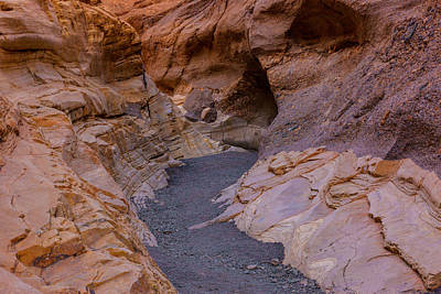 Photograph - Mosaic Canyon Entrance 2013 by Ralph Nordstrom