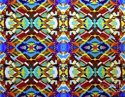 Photograph - Mosaic by Debra MacNealy