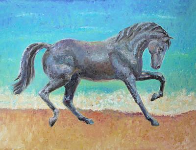 Painting - Mosaic by Elizabeth Lock