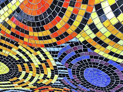 Mosaic No. 113-1 Art Print