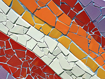 Photograph - Mosaic No. 174-1 by Sandy Taylor