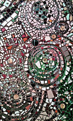 Photograph - Mosaic No. 26-1 by Sandy Taylor