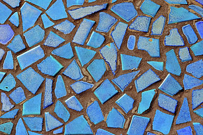 Photograph - Mosaic No. 31-1 by Sandy Taylor