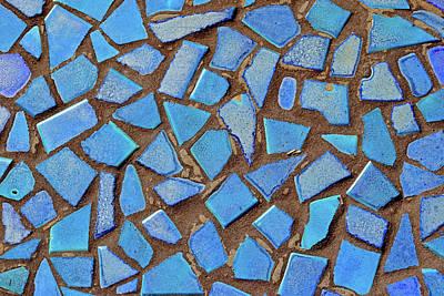Photograph - Mosaic No. 31-1 by Sandy Taylor
