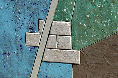 Photograph - Mosaic No. 41-1 by Sandy Taylor