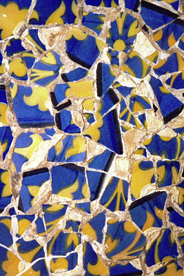 Photograph - Mosaic No. 9-1 by Sandy Taylor
