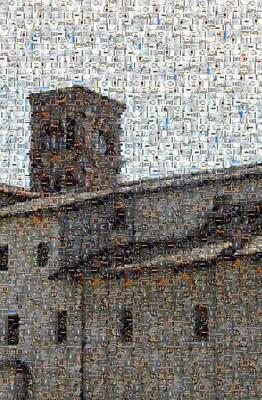 Mosaic Photograph Original by Munir Alawi
