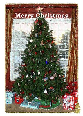 Photograph - Mosaic Tree by Ellen O'Reilly