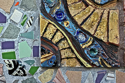 Photograph - Mosaic by Victor Wiebe