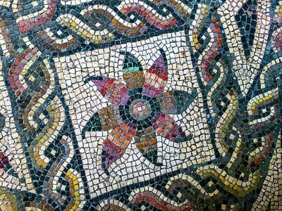 Photograph - Mosaico Pavimentale by Joseph Yarbrough