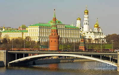 Photograph - Moscow by Irina Afonskaya