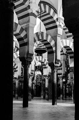 Photograph - Mosque Cathedral Of Cordoba 4 by Andrea Mazzocchetti